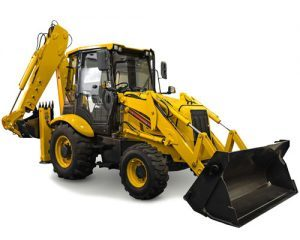 backhoes for rent