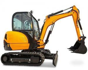 mini excavators for rent