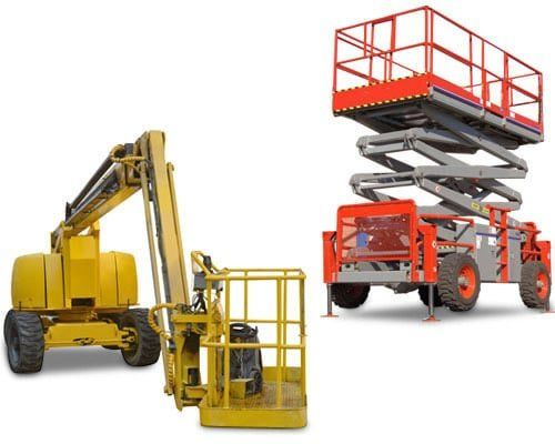 Aerial lifts for rent