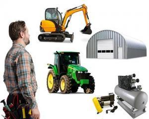 heavy equipment financing for business