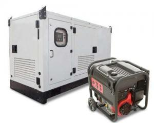 electric generators for rent